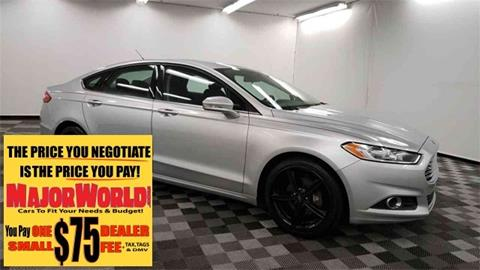 2016 Ford Fusion for sale in Long Island City, NY