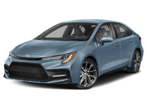 2020 Toyota Corolla SE for sale at Major World in Long Island City NY