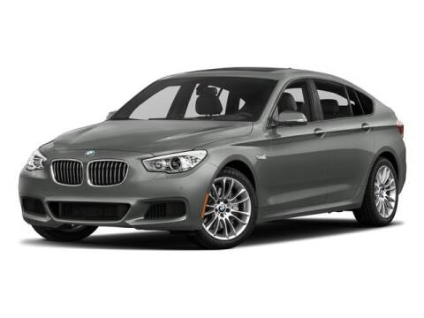 2017 BMW 5 Series 535i xDrive Gran Turismo for sale at Major World in Long Island City NY