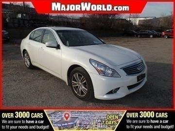 2011 Infiniti G25 Sedan for sale in Long Island City, NY