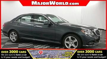 2014 Mercedes-Benz E-Class for sale in Long Island City, NY