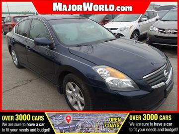 2007 Nissan Altima for sale in Long Island City, NY