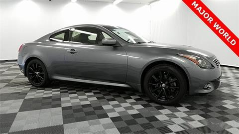 2013 Infiniti G37 Coupe for sale in Long Island City, NY