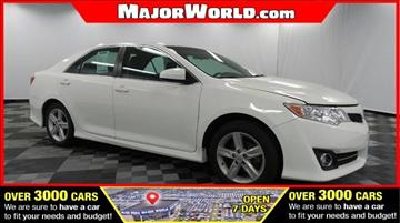 2013 Toyota Camry for sale in Long Island City, NY