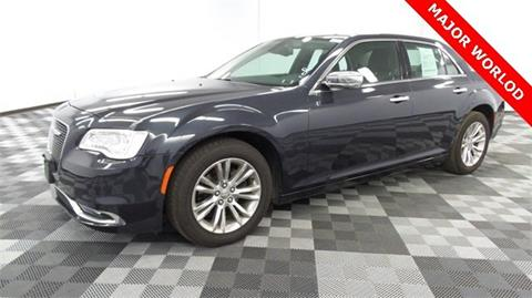 2016 Chrysler 300 for sale in Long Island City, NY