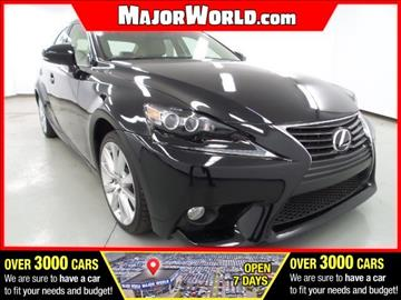 2014 Lexus IS 250 for sale in Long Island City, NY