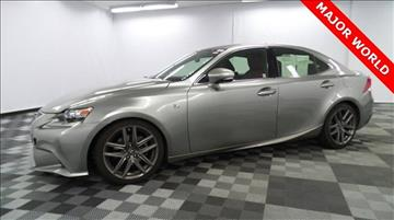 2015 Lexus IS 250 for sale in Long Island City, NY