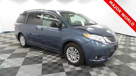2014 Toyota Sienna for sale in Long Island City, NY