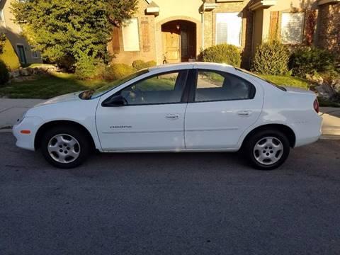 2000 Dodge Neon for sale in Pleasant Grove, UT