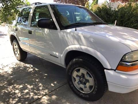 2004 Chevrolet Blazer for sale in Pleasant Grove, UT