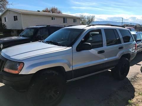 2003 Jeep Grand Cherokee for sale in Pleasant Grove, UT