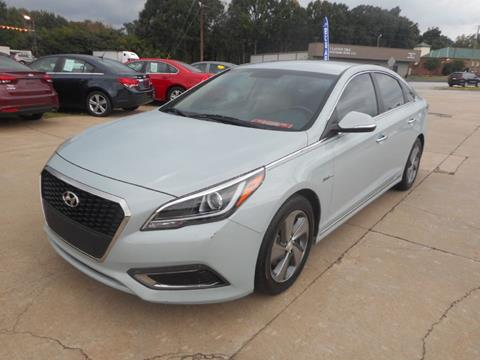 Hyundai Sonata Hybrid For Sale In Spartanburg Sc Auto