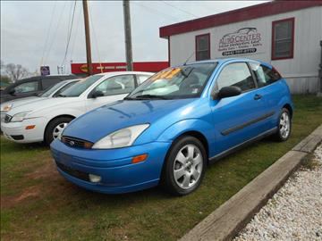 2001 Ford Focus for sale in Spartanburg, SC