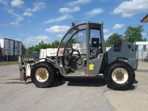 2006 Terex Telehandler 5519 for sale in Norfolk, VA