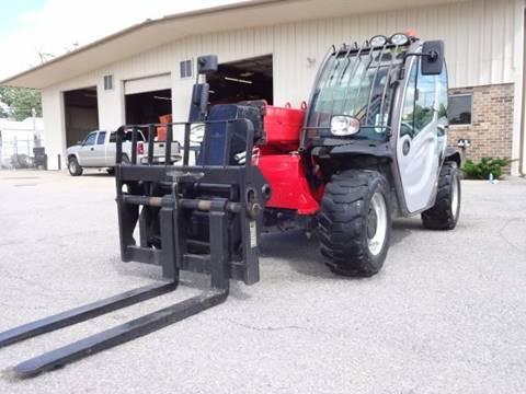 2013 Manitou Telehandler MT 625 for sale in Norfolk VA