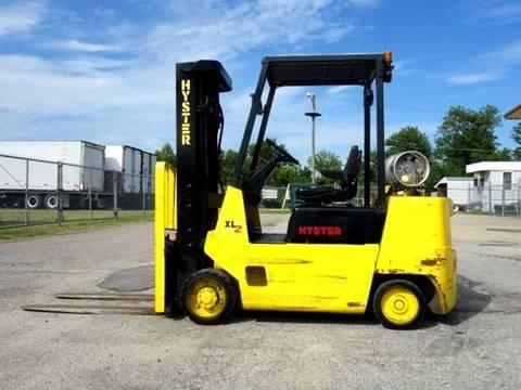 1996 Hyster Forklift S 60 XL for sale in Norfolk VA