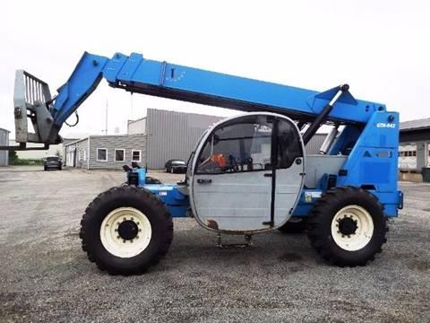 2006 Genie Telehandler GTH 842 for sale in Norfolk, VA