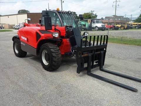 2013 Manitou Telehandler MT 625 for sale in Norfolk VA