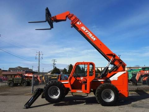 2010 Skytrak Telehandler 10054 for sale in Norfolk VA