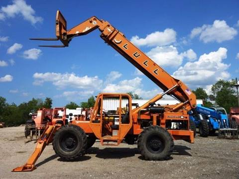 2004 Lull Telehandler 1044C-54 for sale in Norfolk VA