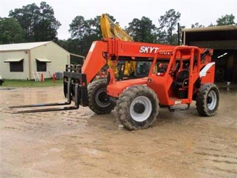 2007 Skytrak Telehandler 8042 for sale in Norfolk VA