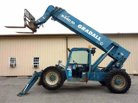 2003 Gradall Telehandler 544D10-55 for sale in Norfolk VA