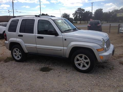 2005 Jeep Liberty for sale in Early TX