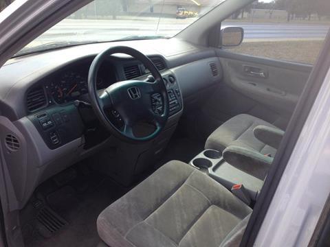 2002 Honda Odyssey for sale in Brownwood, TX