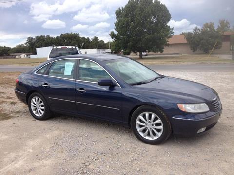 2006 Hyundai Azera for sale in Brownwood, TX