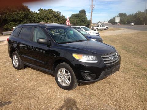 2012 Hyundai Santa Fe for sale in Early TX