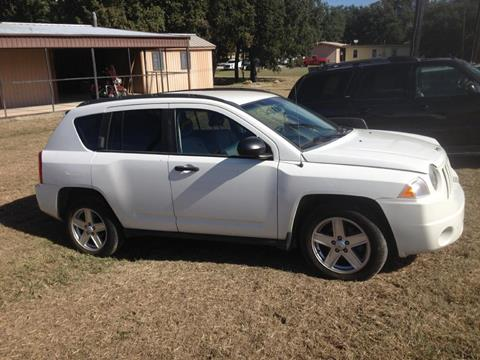 2007 Jeep Compass for sale in Early TX