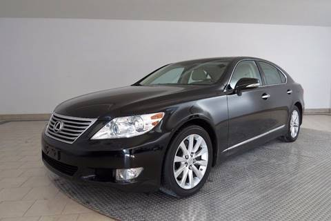 2011 Lexus LS 460 for sale in Chatham, IL