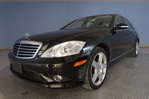 2007 Mercedes-Benz S-Class for sale in Chatham, IL