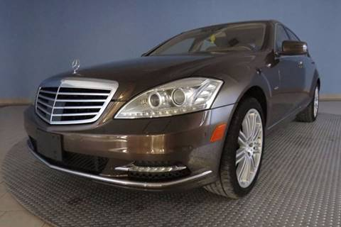 2012 Mercedes-Benz S-Class for sale in Chatham, IL