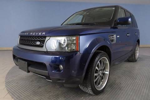2010 Land Rover Range Rover Sport for sale in Chatham, IL