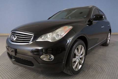 2011 Infiniti EX35 for sale in Chatham, IL