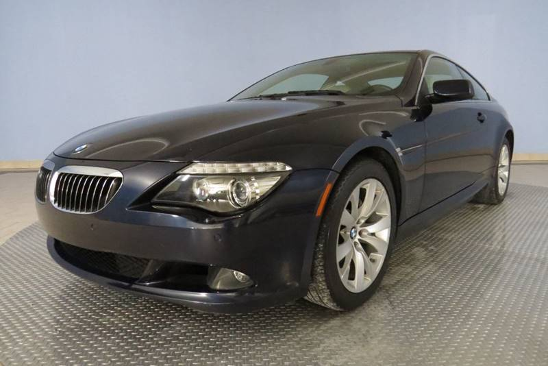 2008 Bmw 6 Series 650i 2dr Coupe In Chatham IL - Hagan Automotive