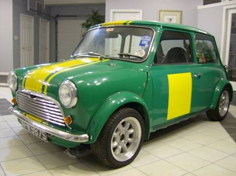 1978 MINI Cooper for sale at Hagan Automotive in Chatham IL