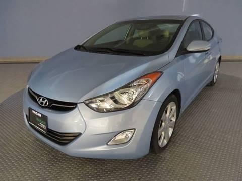 2012 Hyundai Elantra for sale in Chatham, IL