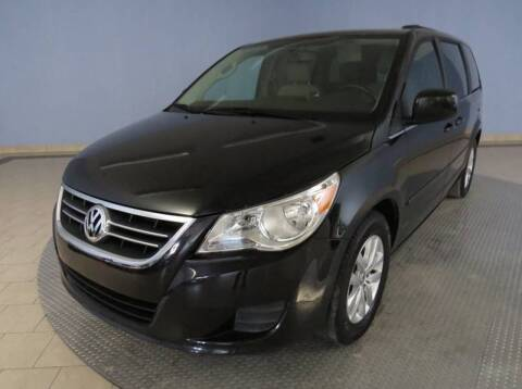 2012 Volkswagen Routan for sale at Hagan Automotive in Chatham IL