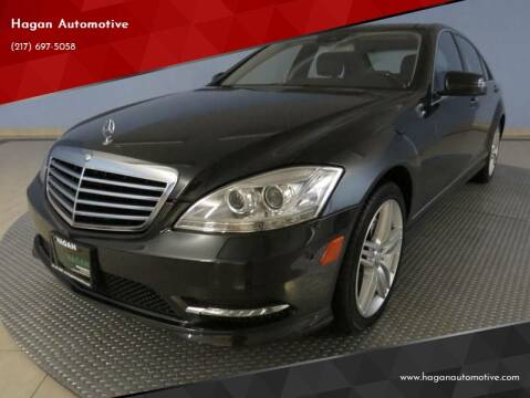 2013 Mercedes-Benz S-Class for sale at Hagan Automotive in Chatham IL