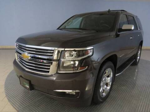 2015 Chevrolet Tahoe for sale at Hagan Automotive in Chatham IL