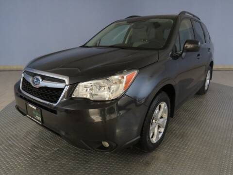 2015 Subaru Forester for sale at Hagan Automotive in Chatham IL
