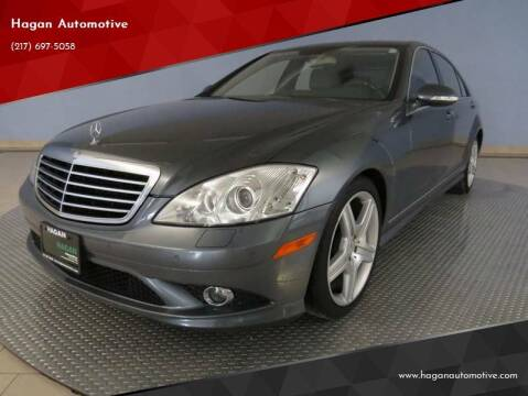 2008 Mercedes-Benz S-Class for sale at Hagan Automotive in Chatham IL