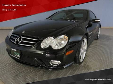 2007 Mercedes-Benz SL-Class for sale at Hagan Automotive in Chatham IL
