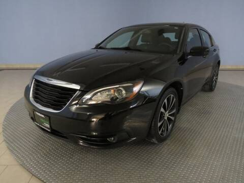 2011 Chrysler 200 for sale at Hagan Automotive in Chatham IL