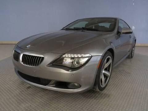 2010 BMW 6 Series for sale at Hagan Automotive in Chatham IL