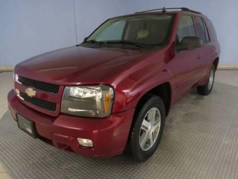 2006 Chevrolet TrailBlazer for sale at Hagan Automotive in Chatham IL