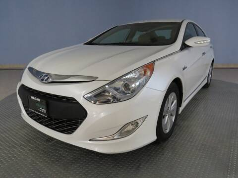2015 Hyundai Sonata Hybrid for sale at Hagan Automotive in Chatham IL