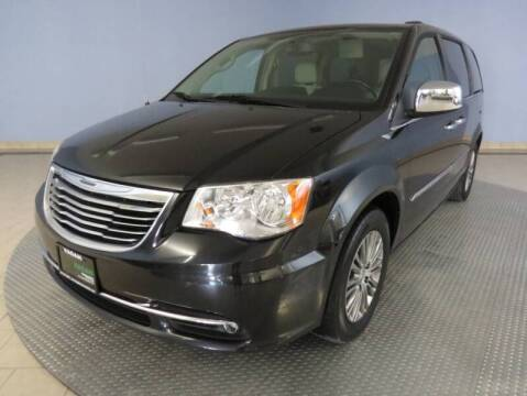 2014 Chrysler Town and Country for sale at Hagan Automotive in Chatham IL